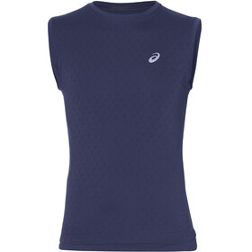 asics Gel-Cool Sleeveless Shirt Men Indigo Blue